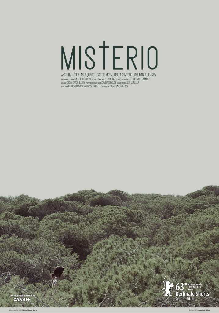 Misterio poster