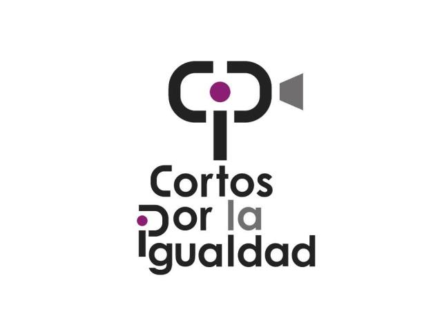 Logo Cortos por la igualdad