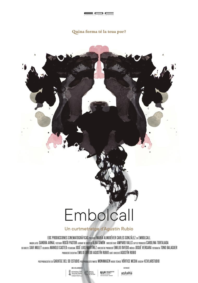 Embolcall - Poster 01