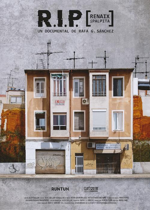 R.I.P. Renaix i Palpita de Rafa G. Sánchez Documental