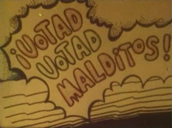 Votad, votad malditos (1977)